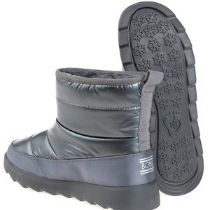 63a156ccb976 Skechers Charcoal AngelFace Low mid calf Boots